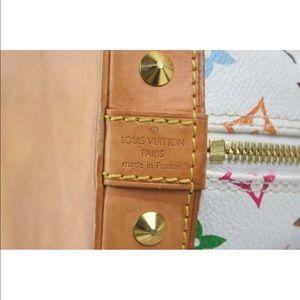 Louis Vuitton Bags - Authentic Louis Vuitton Alma Multicolor Bag Purse